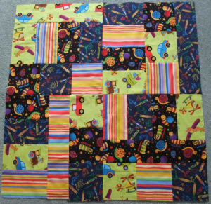 Adaptable quilt