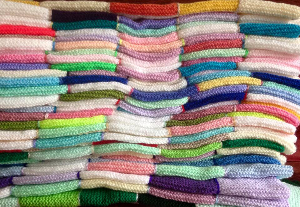 Knitted blankets | Project Linus UK