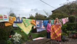Herefordshire quilt donations