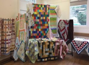 Norfolk quilt donations