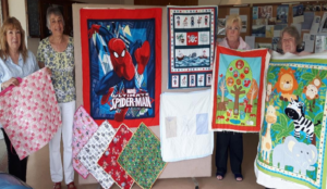 Kiwi quilts